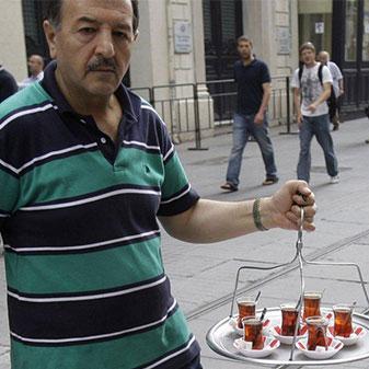 贯穿日常的土耳其茶