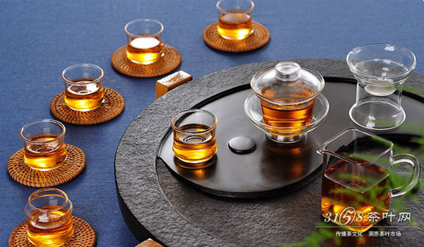 玻璃茶具泡茶与其他茶具泡茶相比有哪些优点
