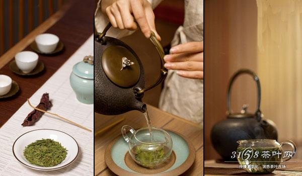 中泡茶步骤图片