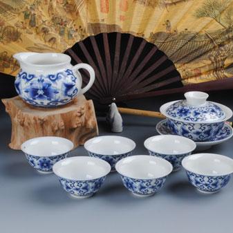 功夫茶具和茶叶才最配 家家必备的茶具
