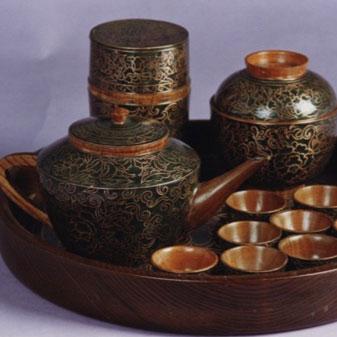 漆器茶具是怎样的一种茶具 有哪些特殊之处