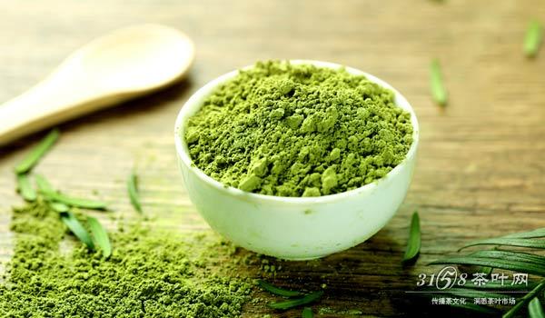 抹茶粉为什么那么绿 如何鉴别抹茶食品是否添加色素
