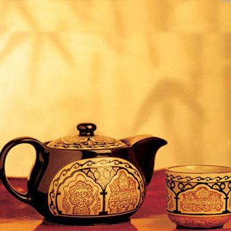 漆器茶具有哪些特点 有哪些主要产地