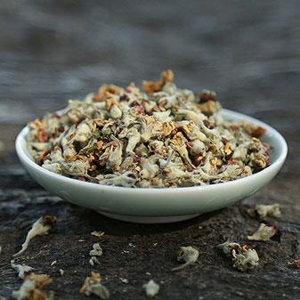 这种花茶的果实有毒 没有苹果的苹果花茶