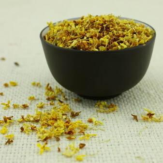 桂花茶的制作方法介绍 让桂花的香味不流失