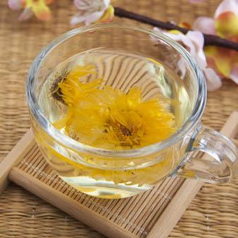 菊花茶的养生饮用方法 与其他茶搭配效果更佳