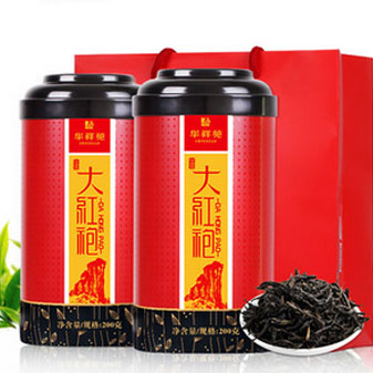 办公室神器 华祥苑大红袍是上班族们的必备茶