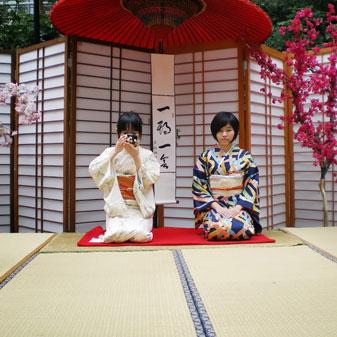 日本茶道中的佗寂之美