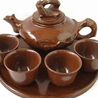 木鱼石的作用 用木鱼石茶具喝茶有什么好处