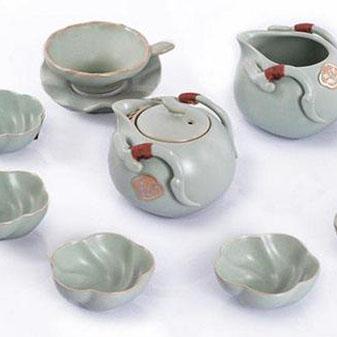 汝窑茶具的特点有哪些 为什么汝窑茶具这么受欢迎