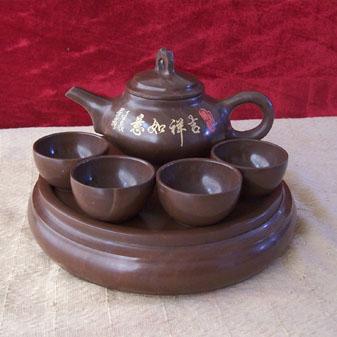 木鱼石茶具该如何保养 为什么被称为中华第一神石