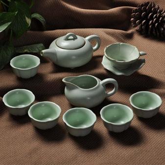 汝窑茶具如何鉴别真伪 选购汝窑茶具的办法