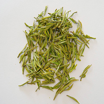 大自然的奇迹 安吉白茶
