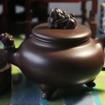 如何才能把紫砂壶的包浆养得更温润