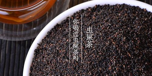 虫屎茶是什么茶 你喝过虫屎茶吗