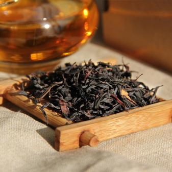 这些才是古树红茶的特点 学会了就蹭茶去吧