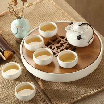泡茶时选择什么茶具 这些选择规律你得懂