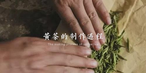 你知道黄茶的制作工艺吗