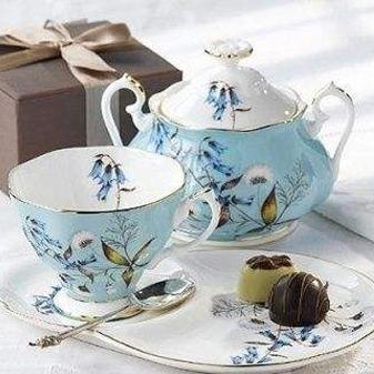 从英国茶具看英国人的生活方式