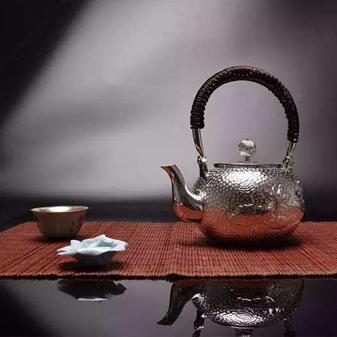 银壶泡茶可以软水杀菌 这是真的吗