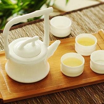 现代茶具的雏形形成于什么时候