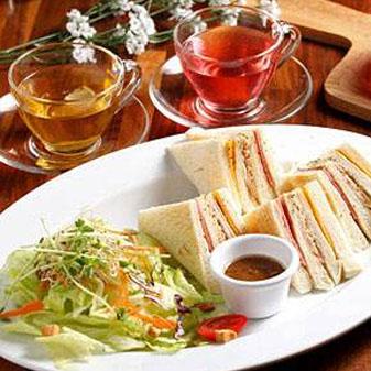 茶中的官配CP 鲔鱼配红茶