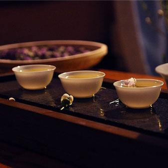 茶的气质 高雅而简约