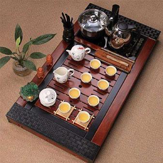 喝茶除了洗茶外 这些茶具也是需要清洁的