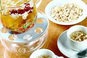 适合夏季喝的养生茶配方
