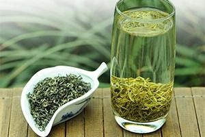 常喝绿茶的保健功效