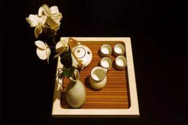 饮茶如修行 品一杯香茗感受茶艺四境之美