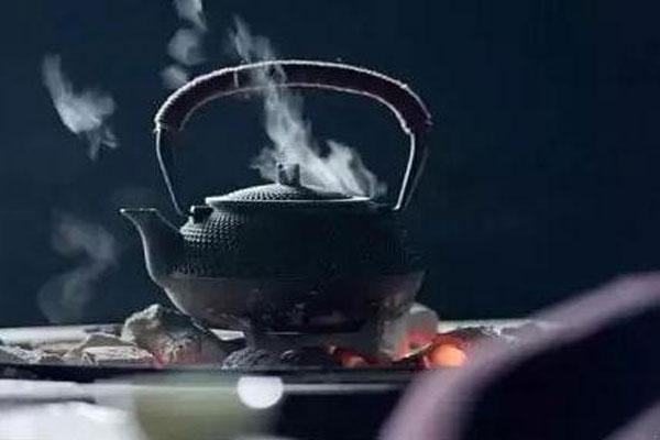 煮一壶好茶 温暖一整个冬日
